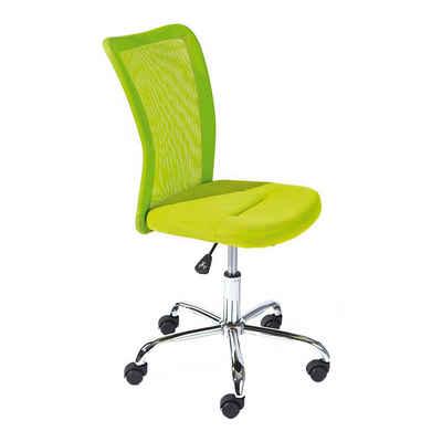Inter Link Schreibtischstuhl »Drehstuhl AIKE, blau«