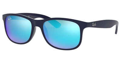 RAY BAN Sonnenbrille »ANDY RB4202«