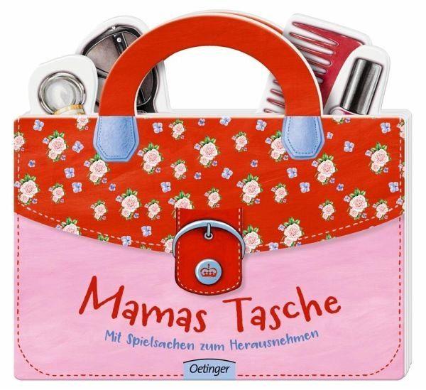 Buch mit Papp-Einband »Mamas Tasche«