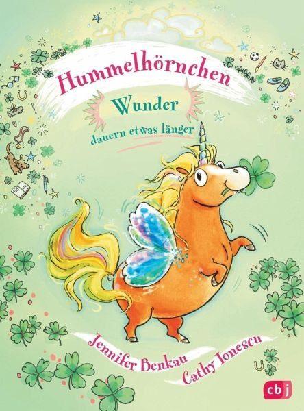 Gebundenes Buch »Wunder dauern etwas länger / Hummelhörnchen Bd.2«