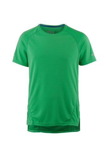 Herren unifit Laufshirt grün | 04038925248494