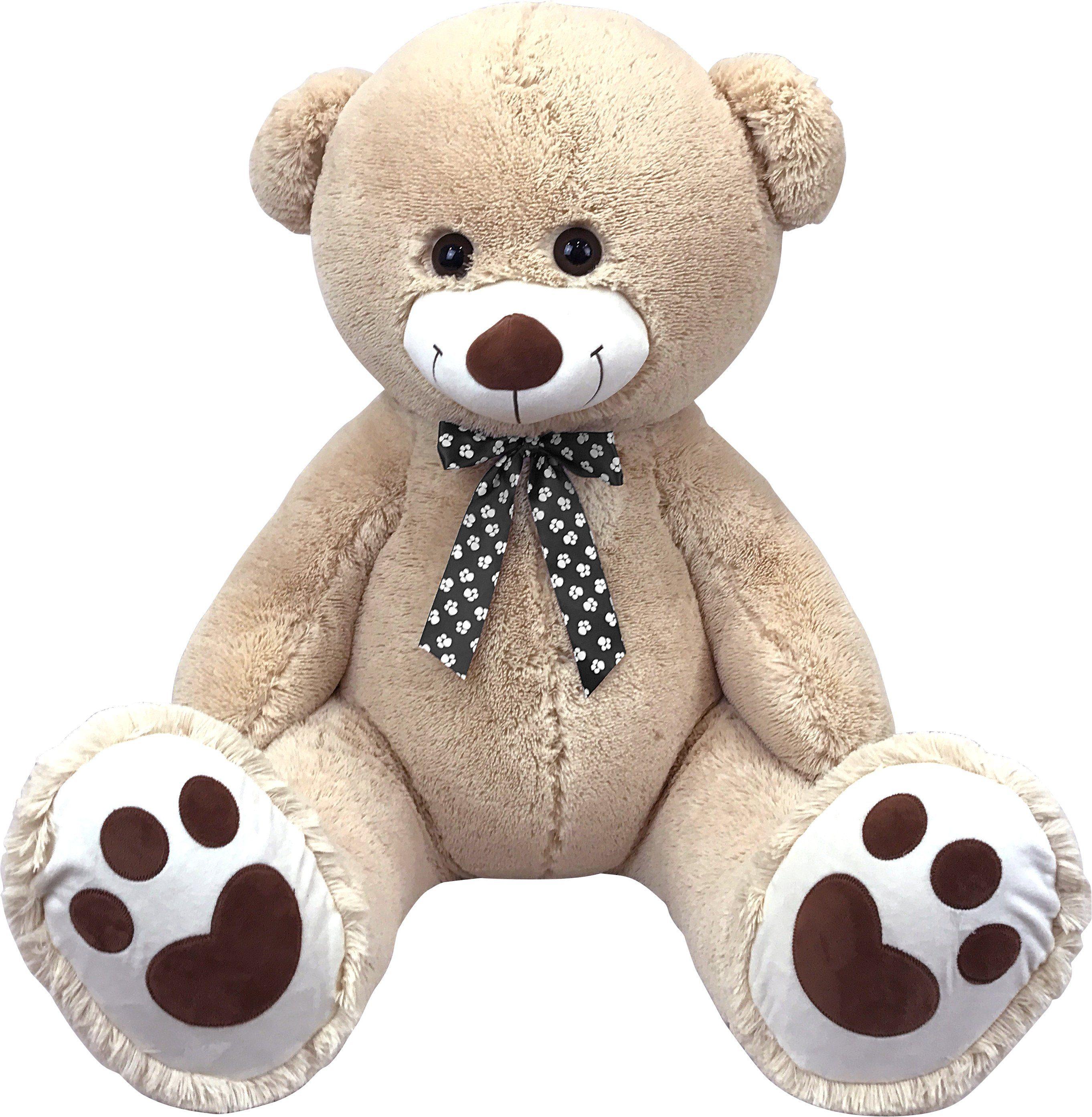 inflate-a-mals Großes Kuscheltier zum Aufblasen, Bär Spielfreund »My Bear Pal«