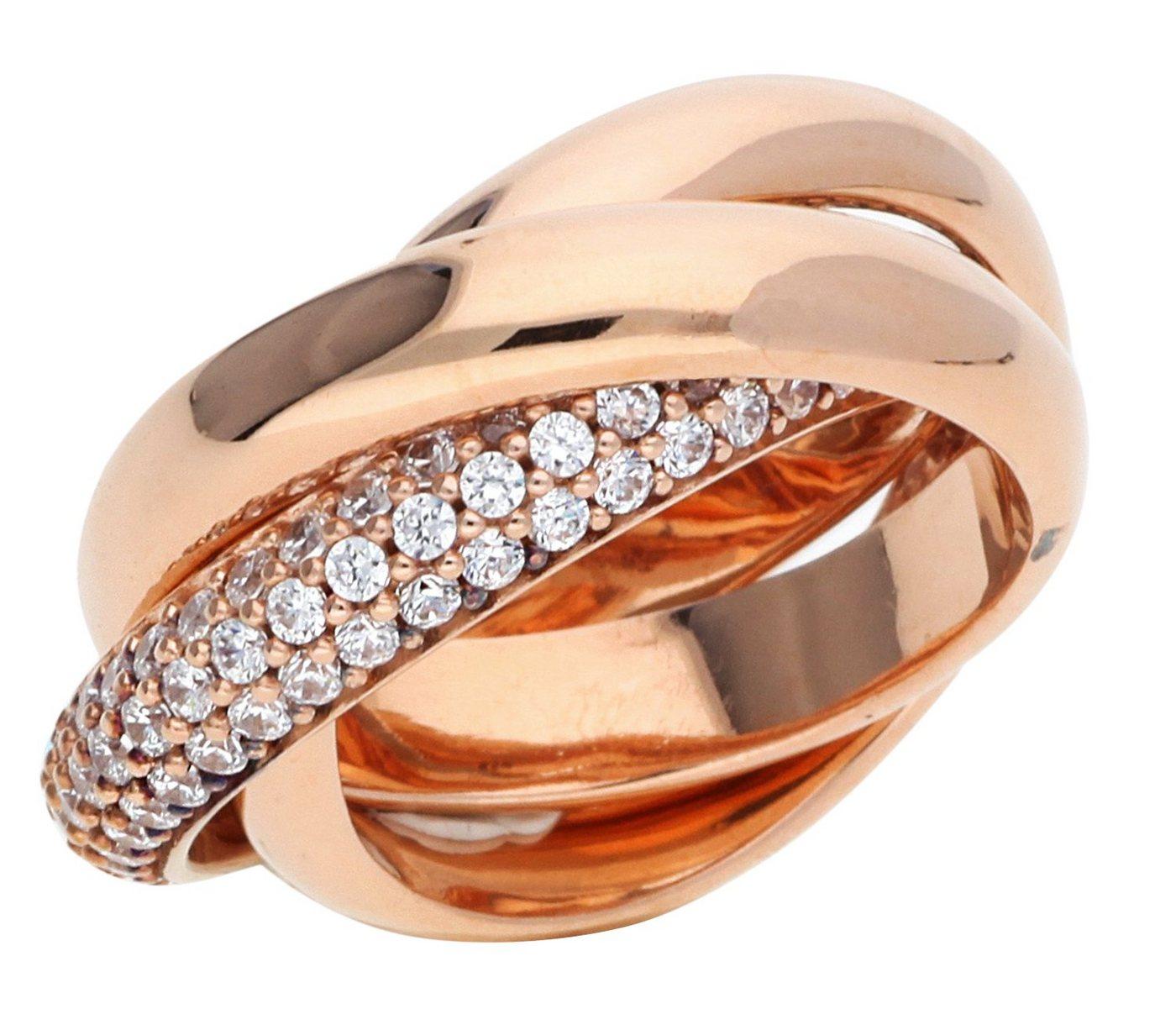 Esprit Fingerring | Schmuck > Ringe > Fingerringe | Goldfarben | Esprit