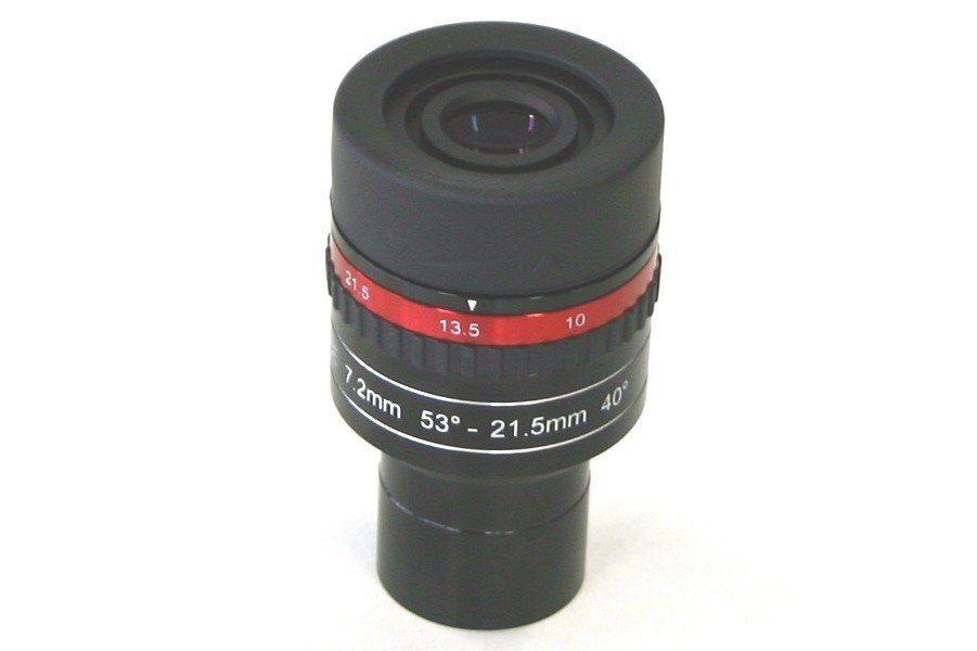 Lunt Solarsystems Zoom Okular »LS7-21ZE 7,2mm - 21,5mm«
