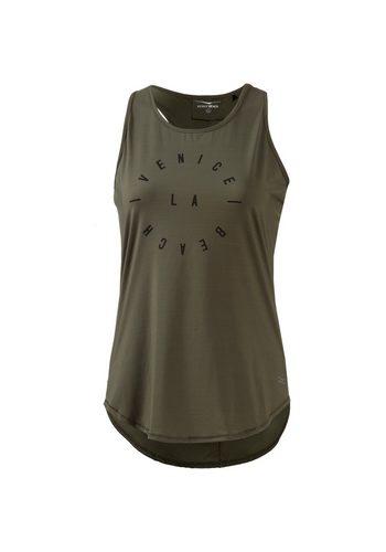 Damen VENICE BEACH Tanktop Rusty grün | 04049254399849