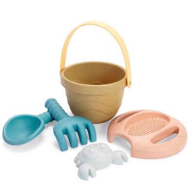 dantoy Kreativset »Eimerset Kleinkind-Spielzeug Sandkasten-Set«, aus Bio-Kunststoff