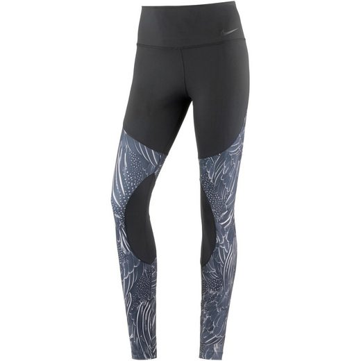 Nike Funktionstights »Power Gym Flutter Print«