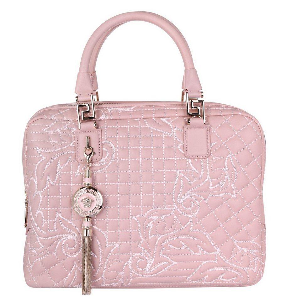 Versace Abendtasche   Taschen > Handtaschen > Abendtaschen   Rot   Leder   Versace