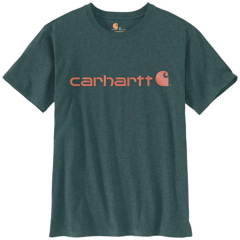Carhartt T-Shirt »WORKWEAR CORE LOGO S/S T-SHIRT«