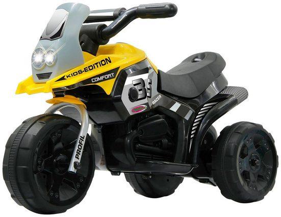 Jamara Elektro-Kinderauto »Ride-on E-Trike Racer«, Belastbarkeit 30 kg