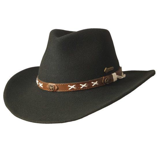 Scippis Cowboyhut »Scippis Westernhut Smokey«