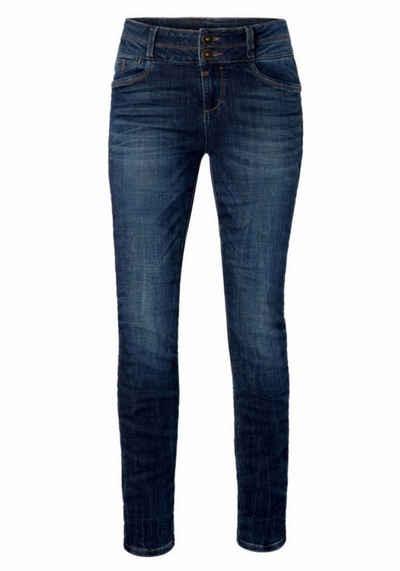 TIMEZONE Slim-fit-Jeans »Enya« Jeasn Hose mit Stretch