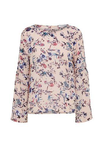 Damen pieces Shirtbluse rosa | 05713739573084