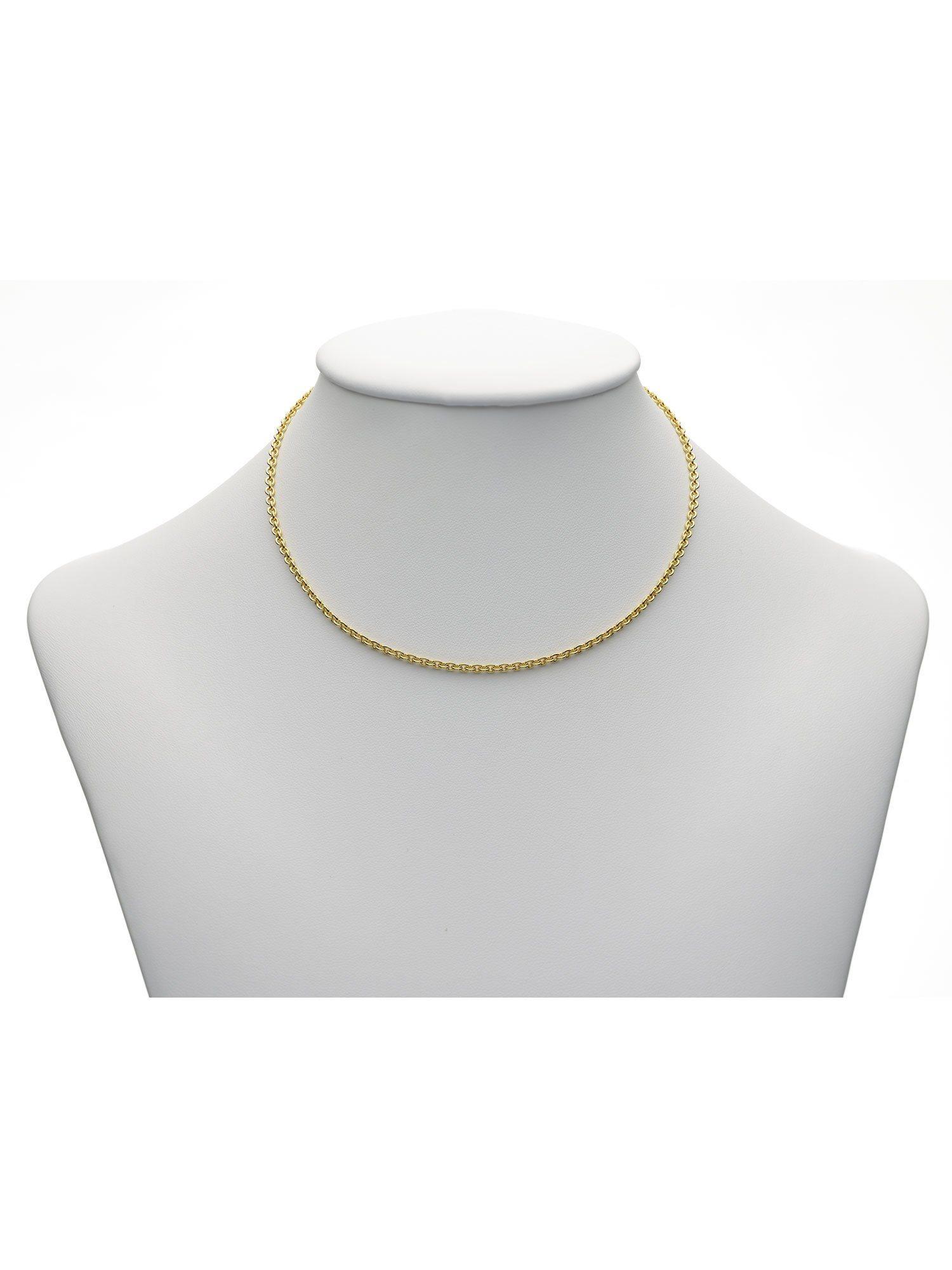 Adelia´s Goldkette »Gold Halsketten« 8 k 333 Gelbgold Ankerkette rund 2,3 mm | Schmuck > Halsketten > Goldketten | Adelia´s
