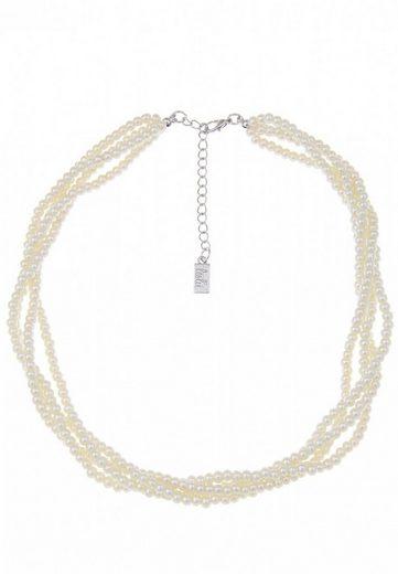Leslii Halskette mit schimmernden Perlen