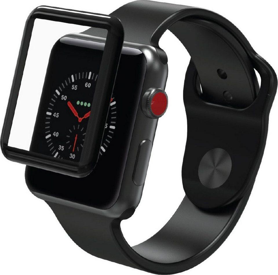 invisibleshield folie glass curve elite f r apple watch. Black Bedroom Furniture Sets. Home Design Ideas