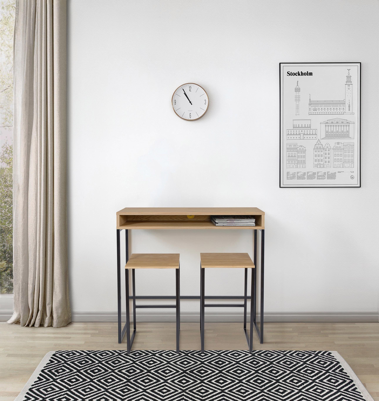 Woodman Stuhl »Dominic« auch als Beistelltisch verwendbar