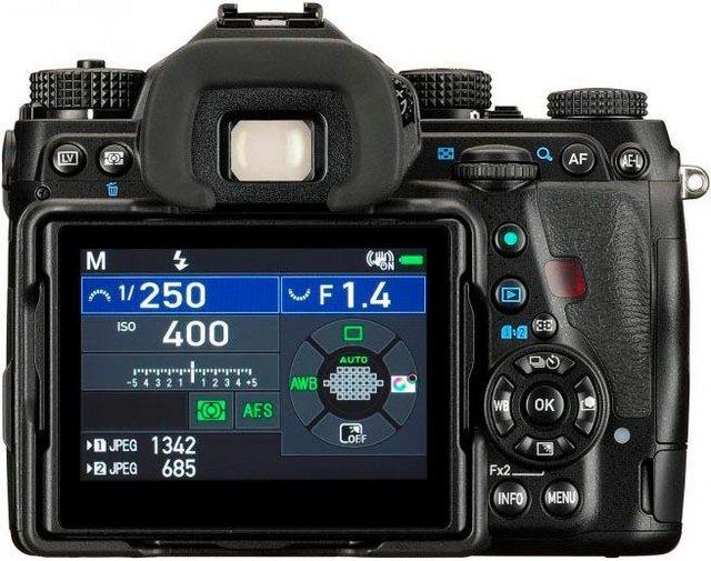 Spiegelreflexkameras - PENTAX Premium »K 1 II« Spiegelreflexkamera (HD PENTAX D FA 28 105mm F3.5 5.6 ED DC WR, 36,4 MP, WLAN (Wi Fi), inkl. D FA 28 105)  - Onlineshop OTTO
