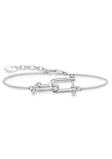 THOMAS SABO Silberarmband »A1815-637-21-L19v, Iconic«