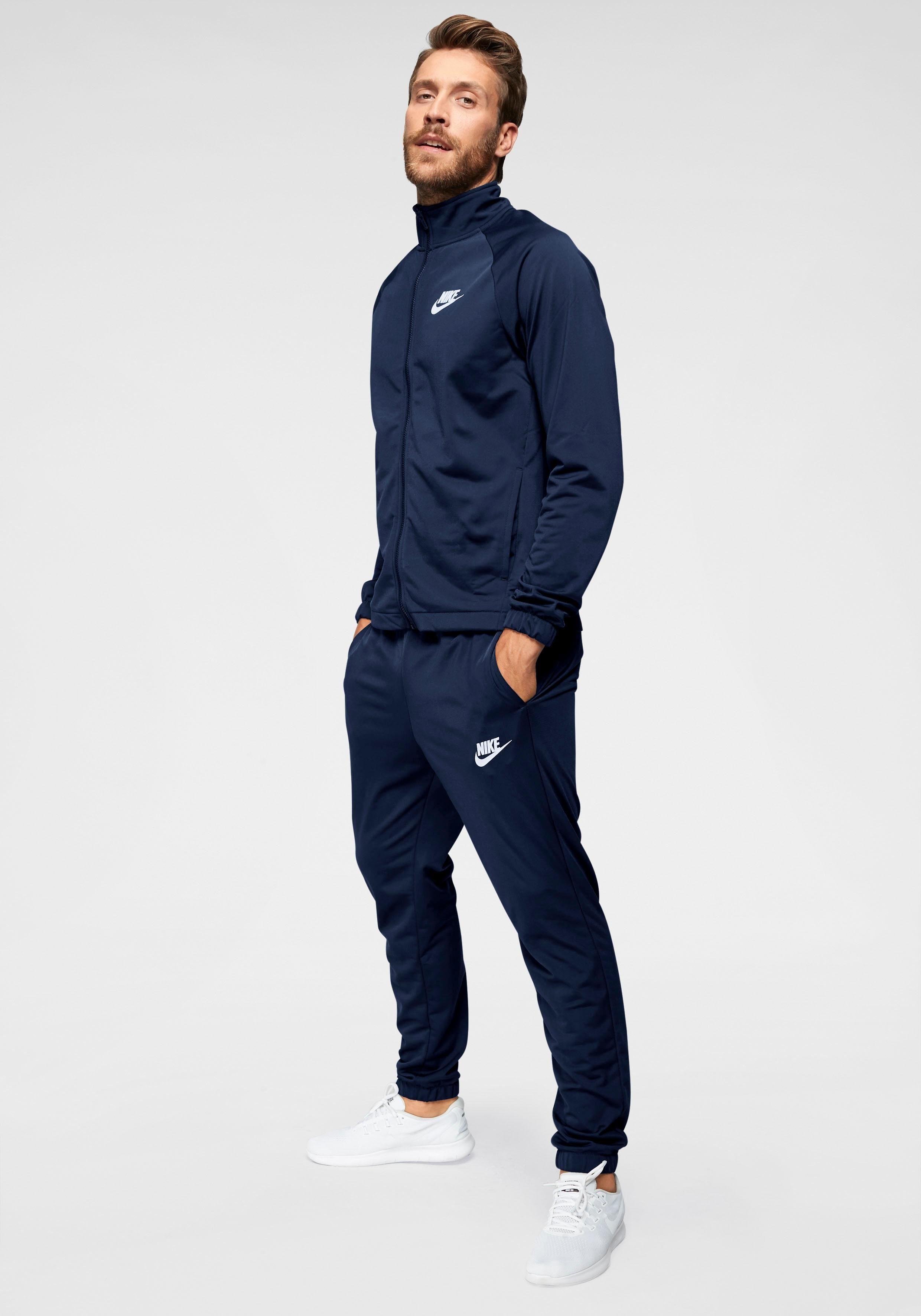 Nike Sportswear Trainingsanzug »M NSW TRK SUIT PK BASIC« (Set, 2 tlg) online kaufen | OTTO
