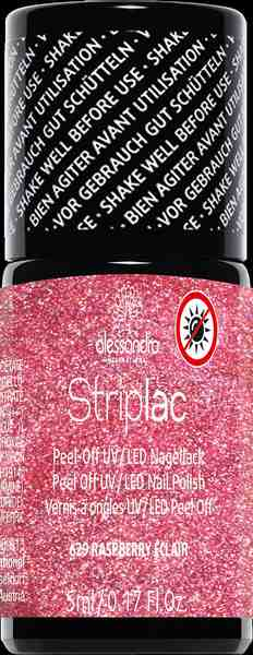alessandro international, »Striplac Summer Berries«, Nagellack