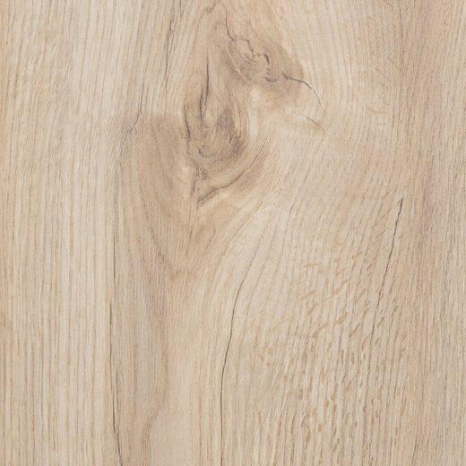 BODENMEISTER Packung: Laminat »Dielenoptik Eiche hell-grau«, Landhausdiele 217 x 24 cm