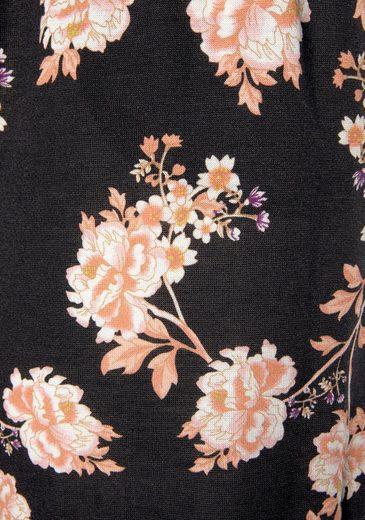Floralem Alloverdruck Mit Lascana Lascana Strandhose Strandhose xIwCPYq