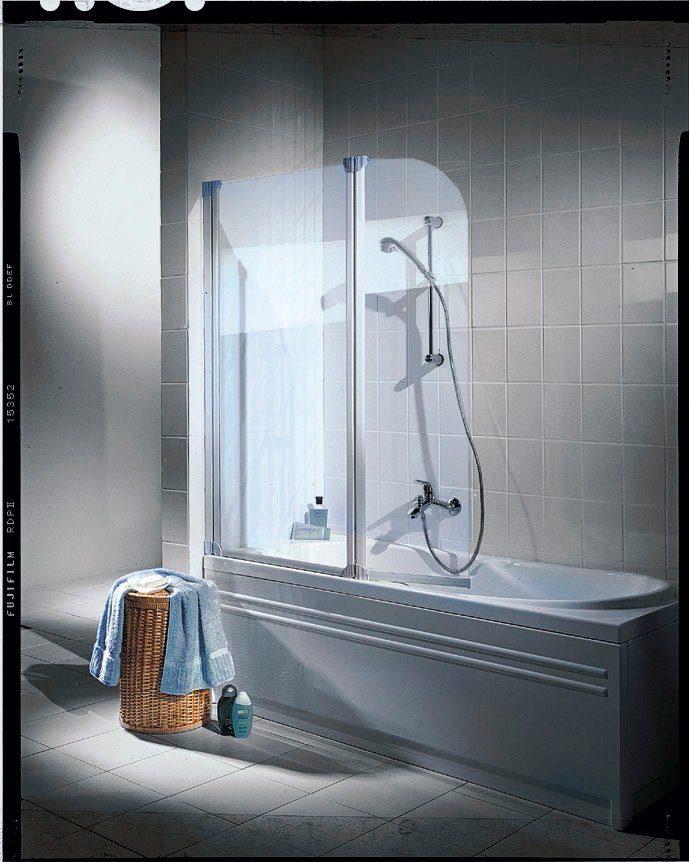 SCHULTE Badewannenaufsatz »Wega«, 116 x 140 cm