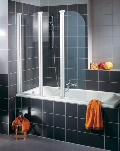 SCHULTE Badewannenaufsatz »Wega«