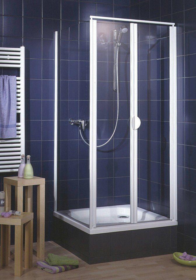 SCHULTE Pendeltür »Sunny«, Duschtür mit Verstellbereich von 88-92 cm