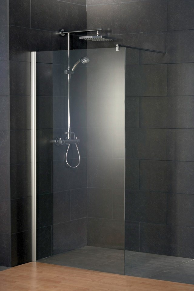 Fabulous SCHULTE Walk-In Dusche »Alexa Style 2.0«, Ebenerdige Montage XX86