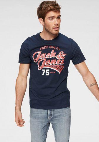 JACK & JONES Jack & Jones Marškinėliai »LOGO TEE«