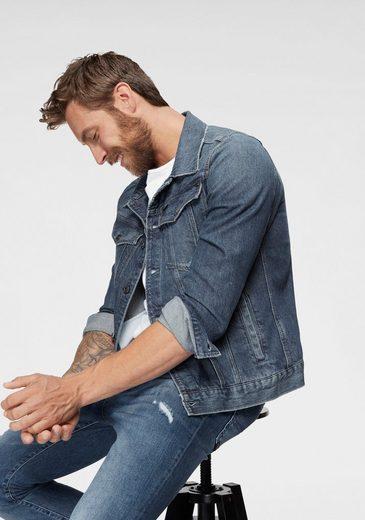 »3301 G Jeansjacke star Raw Jacket« Slim zcF10O