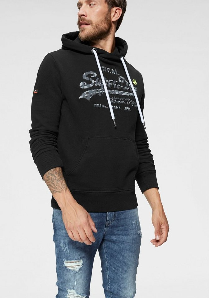 Superdry Kapuzensweatshirt »VINTAGE LOGO CAMO HOOD« online kaufen   OTTO 4f5052d92d