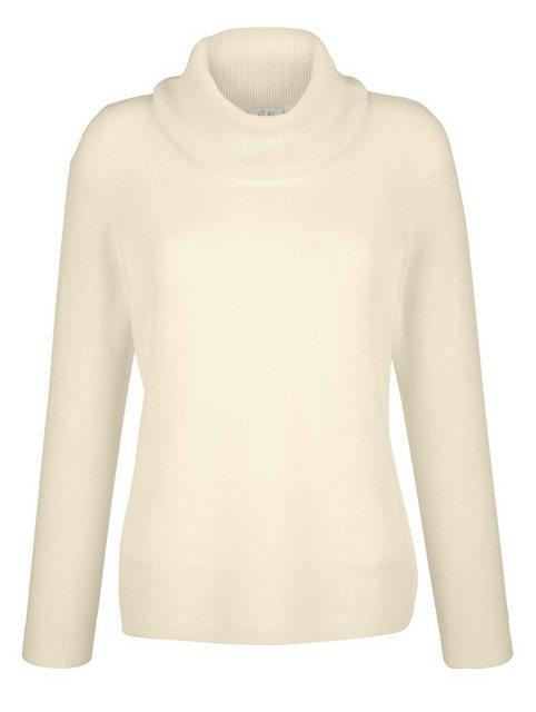 Paola Rollkragenpullover in Feinstrickqualität mit Kaschmiranteil | Bekleidung > Pullover > Rollkragenpullover | Paola