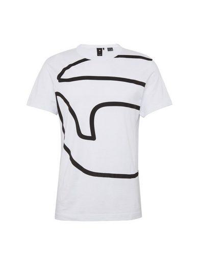 G-Star RAW Rundhalsshirt »Ascop r t s/s«