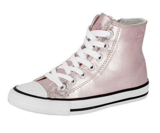 Lico »Freizeitstiefel Gloss High« Sneaker