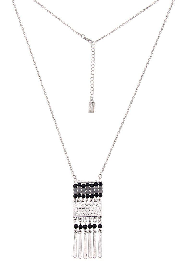 Leslii Halskette mit feinem Perlen-Besatz