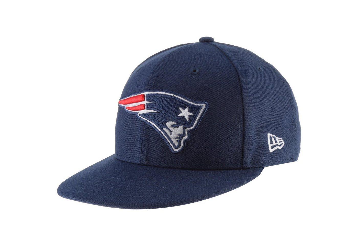 New Era Snapback Cap »59FIFTY NEW ENGLAND PATRIOTS«   Accessoires > Caps > Snapback Caps   Blau   New Era