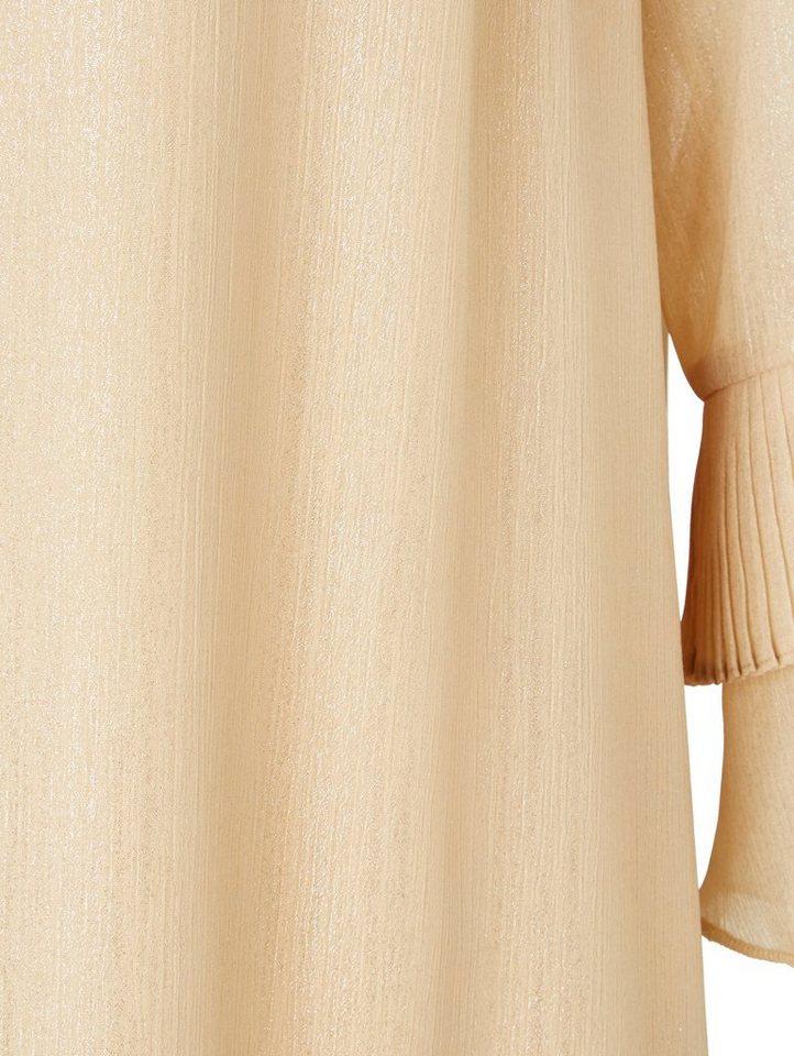 Sienna Kleid mit dezentem Foil-Druck