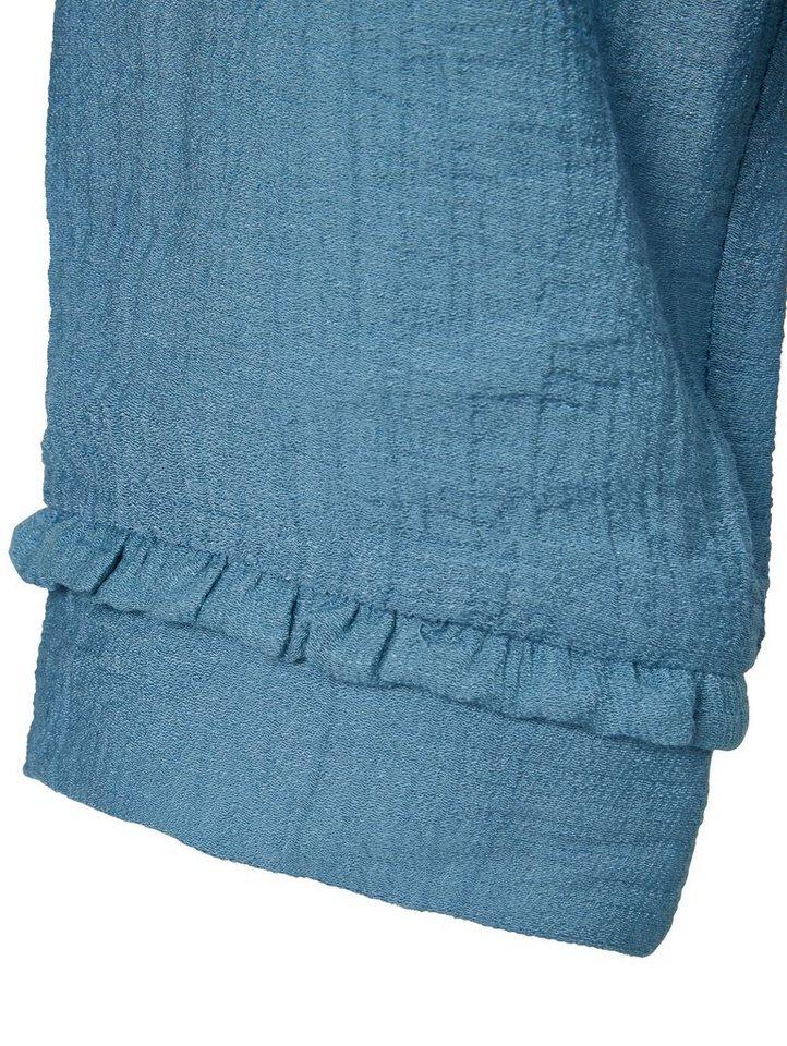 Sienna Bluse mit elastischem Bund