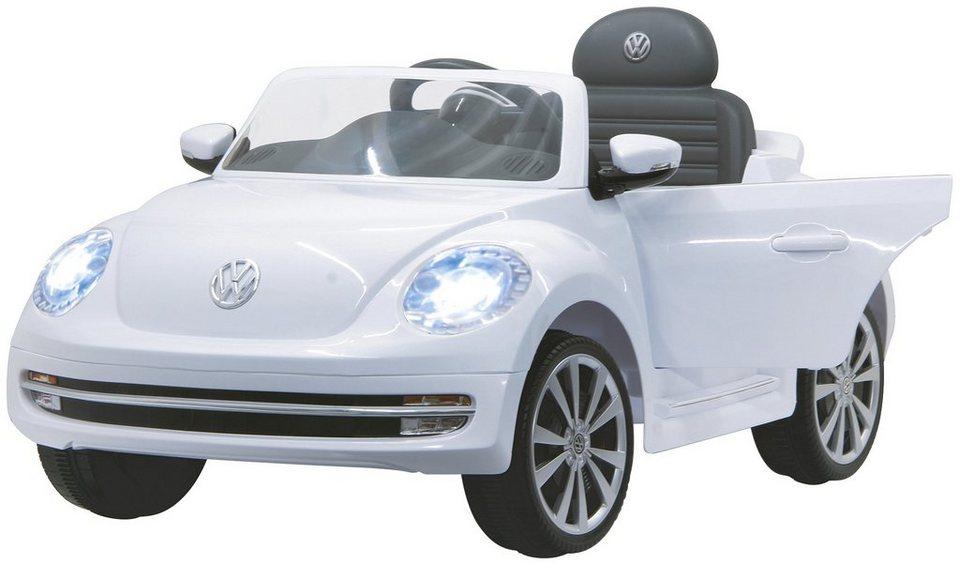 JAMARA Elektroauto  Beetle , für Kinder ab 3 Jahre, 6 Volt, mit Fernsteuerung online kaufen