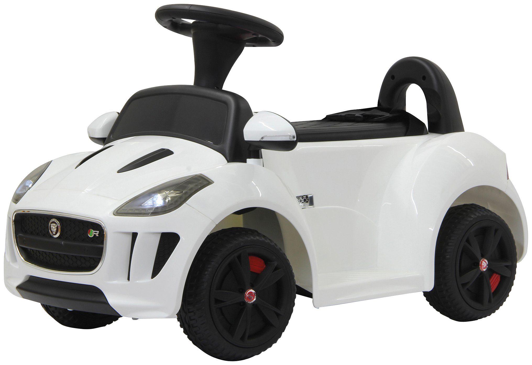 JAMARA Elektroauto »Kiddy-Jaguar«, für Kinder ab 3 Jahre, 6V / 4,5Ah