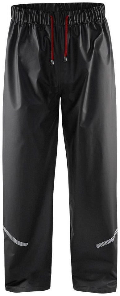 BLAKLADER Regenhose »Level 1« | Sportbekleidung > Sporthosen > Regenhosen | Schwarz | Polyester | BLÅKLADER