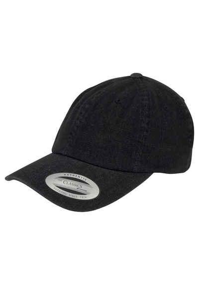 Flexfit Baseball Cap Low Profile Denim Cap, Verstellbar dcae49dce4