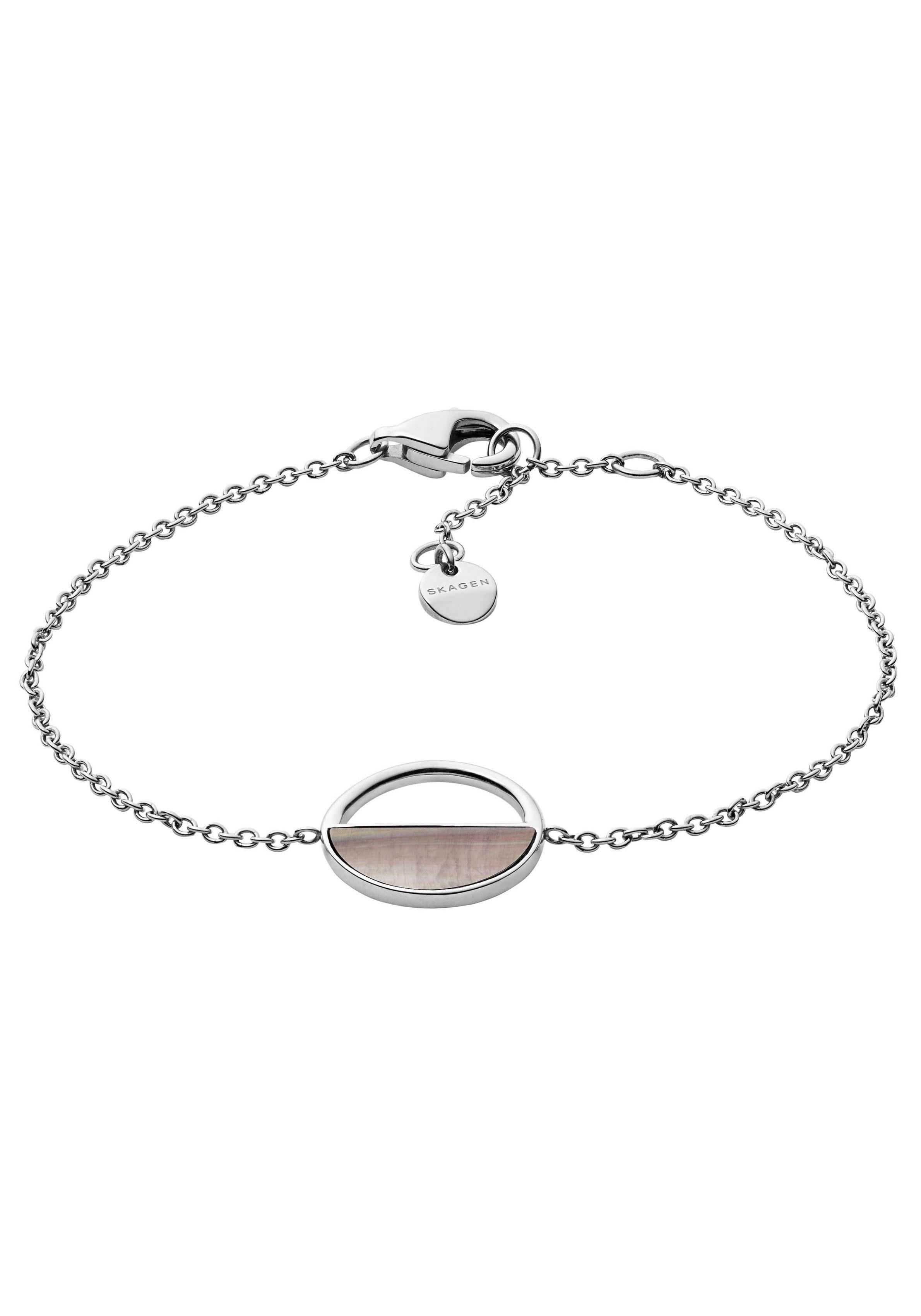 Skagen Armband »AGNETHE, SKJ1121040« mit Perlmutt