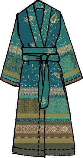 Damenbademantel »Bernina«, Bassetti, in Kimonoform