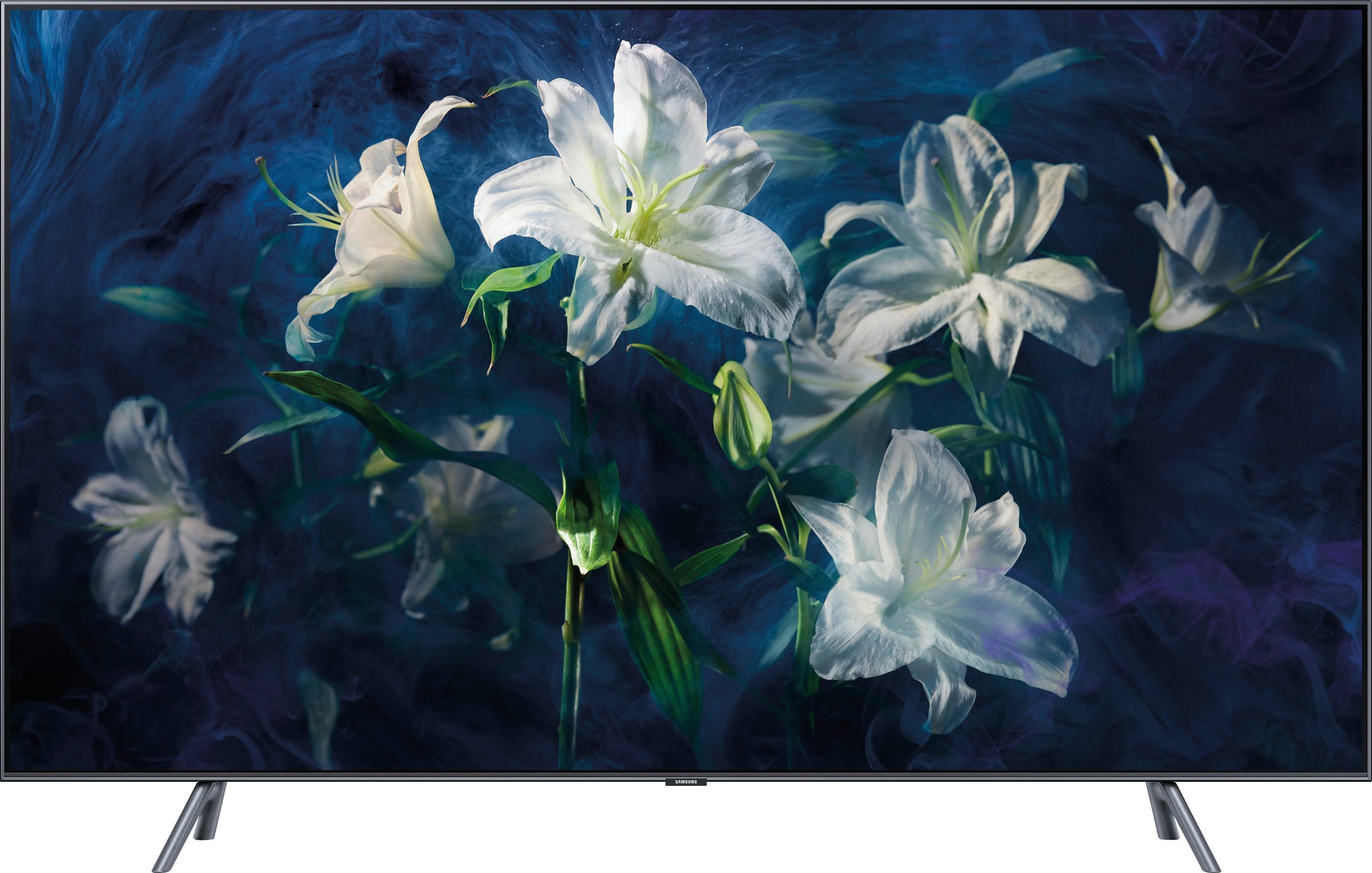 GQ55Q8DNGTXZG QLED-Fernseher (138 cm/55 Zoll, 4K Ultra HD, Smart-TV)