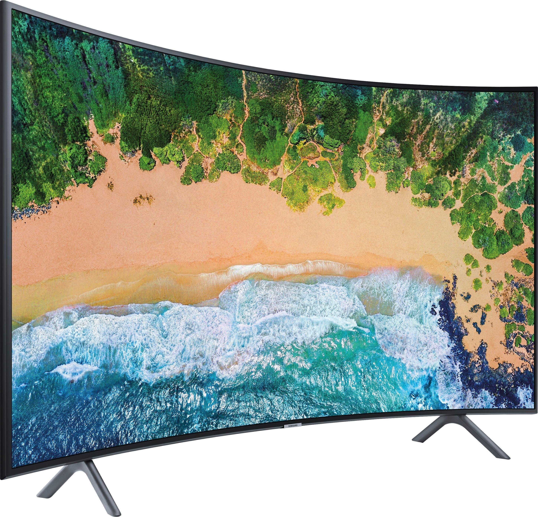 Samsung UE49NU7379UXZG Curved-LED-Fernseher (123 cm/49 Zoll, 4K Ultra HD, Smart-TV)