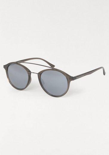 Verspiegelte 1 BASEFIELD St Sonnenbrille Circular Damen Retrosonnenbrille Gläser YUUqwR5
